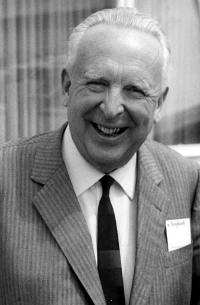 Reinhold von Sengbusch, mit freundlicher Genehmigung des Archivs der Max-Planck-Gesellschaft, Berlin-Dahlem